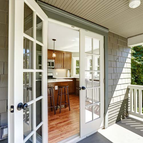 Entry, Patio, and Storm Doors