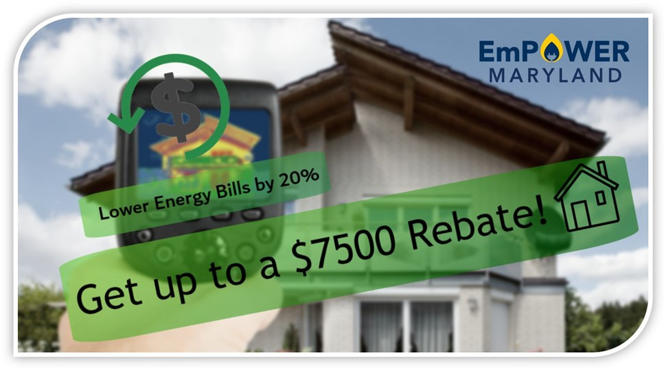 Lower your energy costs by 20% PLUS get up to a $7500 rebate on your project!